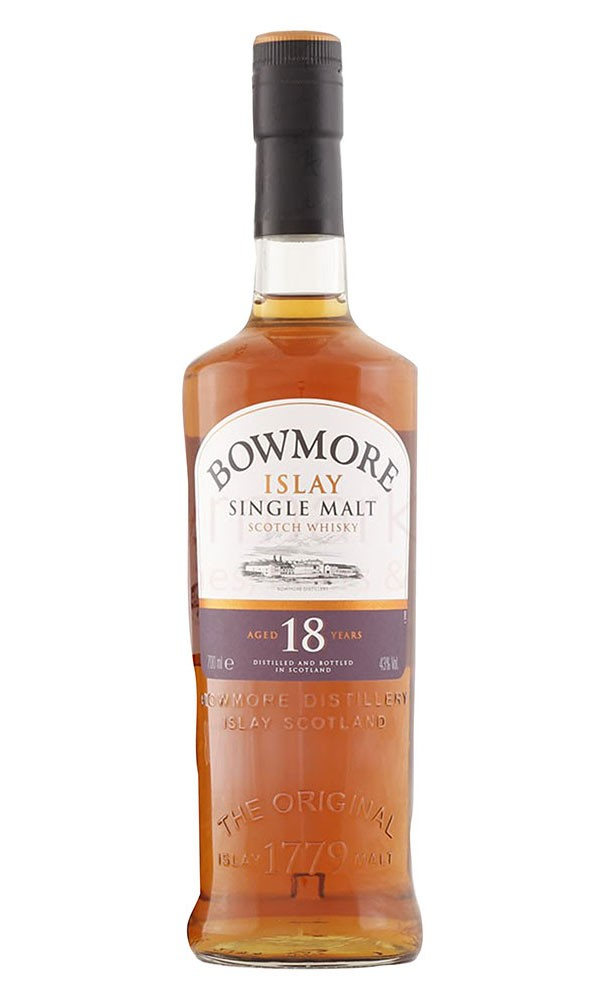 Image result for Bowmore 18