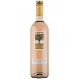 Via Nova Pinot Grigio Blush 2016 Wine 75cl - Case of 6