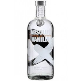 Absolut Vanilia Vodka 70cl - Case of 6