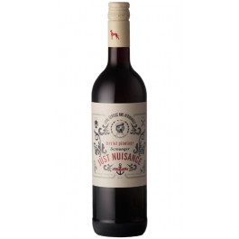 African Wines Just Nuisance Merlot Pinotage 2016 Wine 75cl - Case of 6