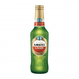 Amstel Lager Beer NRB 300ml - Case of 24