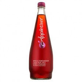 Appletiser Apple and Pomegranate NRB 275ml - Case of 12