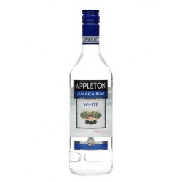 Appleton White Rum 70cl - Case of 6