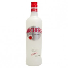 Archers Peach Schnapps 70cl - Case of 6