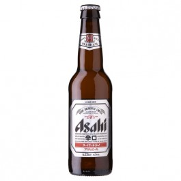 Asahi Super Dry Beer NRB 330ml - Case of 24