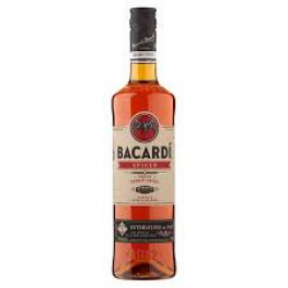 Bacardi Spiced Rum 70cl - Case of 6