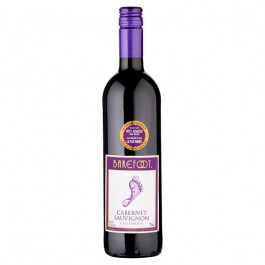 Barefoot Cabernet Sauvignon Wine 75cl - Case of 6