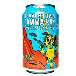 Beavertown Gamma Ray Beer Can 330ml - Case of 24