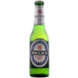 Beck's Blue Alcohol Free Beer NRB 275ml - Case of 24