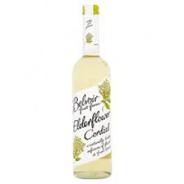 Belvoir Elderflower Cordial NRB 500ml - Case of 6
