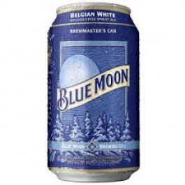 Blue Moon Beer Can 330ml - Case of 24