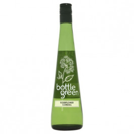 Bottle Green Elderflower Cordial 275ml - Case of 12