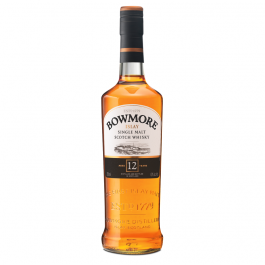 Bowmore 12 YO Whisky 70cl - Case of 6