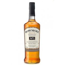 Bowmore No 1 Whisky 70cl - Case of 6