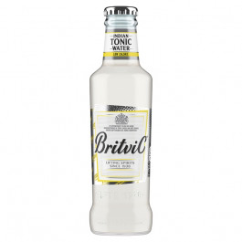 Britvic Low Calorie Indian Tonic Water NRB 200ml - Case of 24