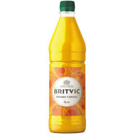 Britvic Orange Cordial 1 Litre - Case of 12
