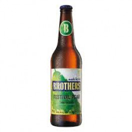 Brothers Festival Edition Pear Cider NRB 500ml - Case of 12