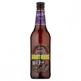 Brothers Wild Fruit Cider NRB 500ml - Case of 12