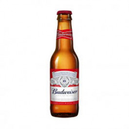 Budweiser Beer NRB 330ml - Case of 24
