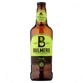 Bulmers Pear Cider NRB 500ml - Case of 12