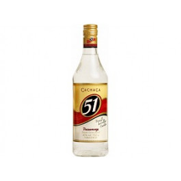 Cachaca 51 70cl - Case of 6