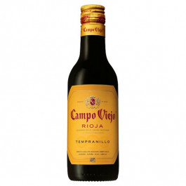 Campo Viejo Tempranillo Wine 187ml - Case of 12