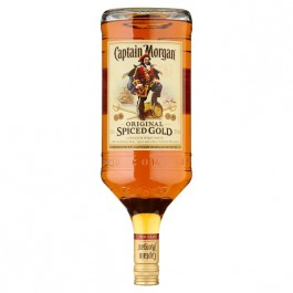 Captain Morgan Original Spiced Gold 1.5 Litre - Case of 6