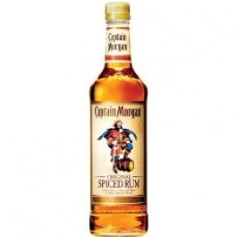Captain Morgan Original Spiced Gold Rum 70cl - Case of 6