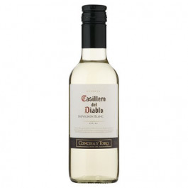 Casillero Del Diablo Sauvignon Blanc Wine Miniature 187ml - Case of 12