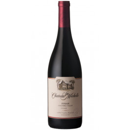 Chateau Ste Michelle Columbia Valley Syrah 2014 Wine 75cl - Case of 6