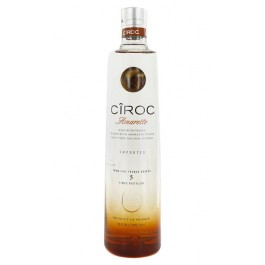 Cîroc Amaretto Vodka 70cl - Case of 6