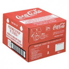 Coca Cola Post Mix 7 Litres