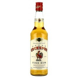 Cockspur Fine Rum 70cl - Case of 6
