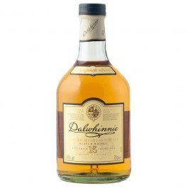 Dalwhinnie 15 YO Whisky 70cl