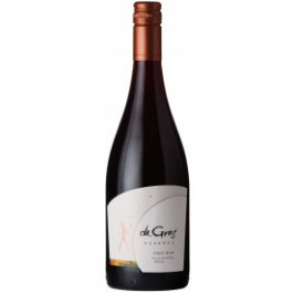 De Gras Pinot Noir Reserva 2014 Wine 75cl - Case of 12