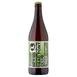 Brewdog Dead Pony Club Beer NRB 660ml - Case of 12