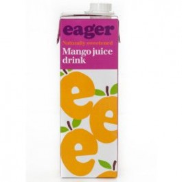 Eager Mango Juice 1 Litre - Case of 8