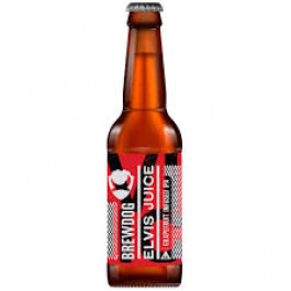 Brewdog Elvis Juice NRB 330ml - Case of 12