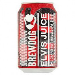 Brewdog Elvis Juice can 330ml - Case of 24