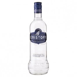 Eristoff Vodka 70cl - Case of 6