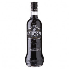Eristoff Black Vodka 70cl - Case of 6