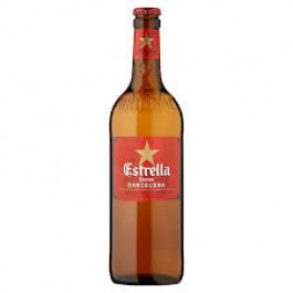 Estrella Damm Beer NRB 660ml - Case of 12