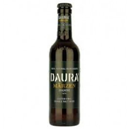 Estrella Damm Daura Marzen Beer NRB 330ml - Case of 24
