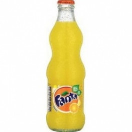 Fanta Orange NRB 330ml - Case of 24