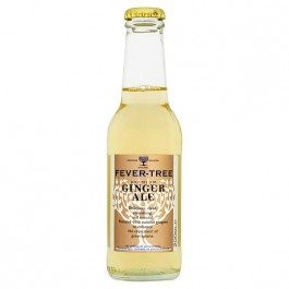 Fever-Tree Ginger Ale 200ml - Case of 24