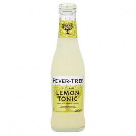 Fever-Tree Sicilian Lemon Tonic NRB 200ml - Case of 24