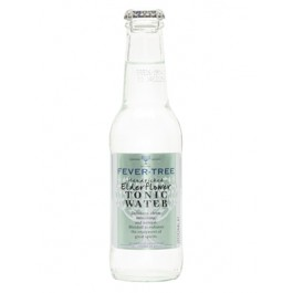 Fever-Tree Elderflower Tonic Water NRB 200ml - Case of 24