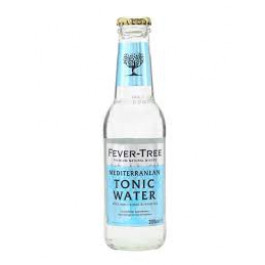 Fever Tree Mediterranean Tonic Water NRB 200ml - Case of 24