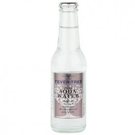 Fever-Tree Soda Water NRB 200ml - Case of 24