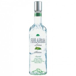 Finlandia Lime Vodka 70cl - Case of 6